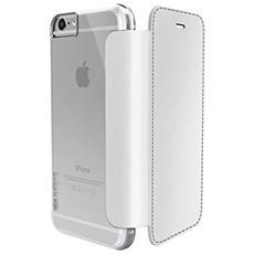 XD449533 Cover a guscio Bianco custodia per cellulare