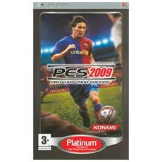 PSP - Pro Evolution Soccer Pes 2009