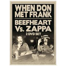 Dvd Beefheart Vs. Zappa - When Don Met F