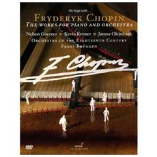 Chopin Complete Works For Piano (2 Dvd)