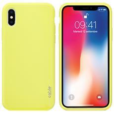 Ivelvet Lemonade For Iphone X, Custodia Case Cover Apple Iphone X Protezione E Design, Materiali Di Alta Qualità, Silicone Liquido Piacevole A Tatto Resistente A Urti