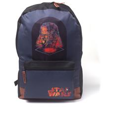 Star Wars: Darth Vader Placement Printed Black (zaino)