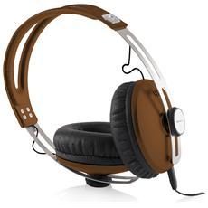 MC-450 ONE, Stereofonico, Padiglione auricolare, Marrone, Cablato, Circumaurale, 20 - 20000 Hz
