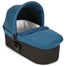 Deluxe Pram Blu lettino portatile per bambino