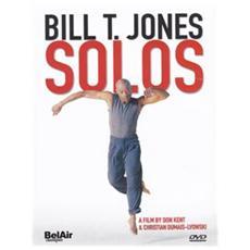 Dvd Jones Bill T. - Solos