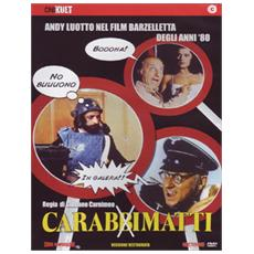 Dvd Carabbimatti (i)