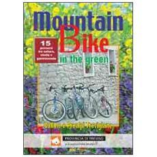 Mountain bike in the green. Colline e prealpi trevigiane