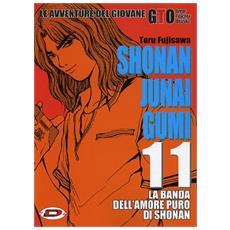 G. T. O. - Shonan Junai Gumi #11