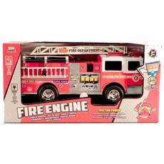 Gioco Camion Dei Pompieri Con Luci E Suoni 38 Cm. *04385