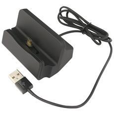 IPW-USB-DOCKC - Docking Station USB-C 2,4A per Smartphone con cavo USB 2.0