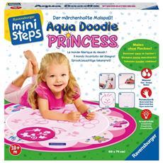 Aqua Doodle Princess