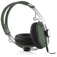 MC-450 ONE, Stereofonico, Padiglione auricolare, Verde, Cablato, Circumaurale, 20 - 20000 Hz