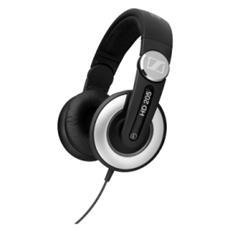 Cuffia Stereo DJ HD 205 II Nero