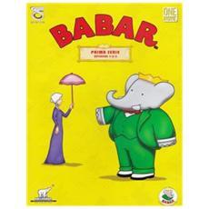DVD BABAR (ep. 01-02-03)