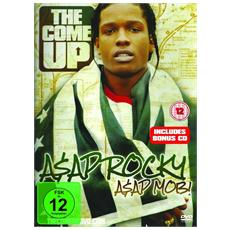 Asap Rocky - Asap Mob: The Come Up (Dvd+Cd)