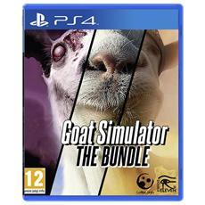 PS4 - Goat Simulator The Bundle