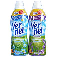 Ammorbidente Concentrato 1 Lt. Blu Oxygen-lavanda Detergenti Casa