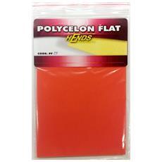 Polycelon Flat Unica Rosso