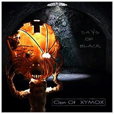 Clan Of Xymox - Days Of Black - Coloured Edition