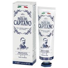 Pasta Del Capitano 1905 Dentifricio Sbiancante 75ml