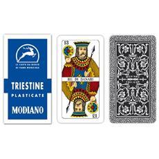 Triestine 99/25 - Carte Da Gioco Regionali