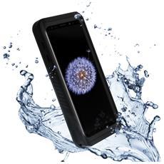 Cover Galaxy S9 Plus Protezione Waterproof Integrale Antishock 2m 4smarts - Nero
