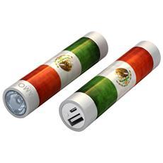 STIK22-MXCO, Ioni di Litio, USB, Multicolore, Universale
