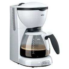 KF 520 CaféHouse Pure Aroma Macchina Caffè Americano 10 Tazze Potenza 1100 Watt Colore Bianco