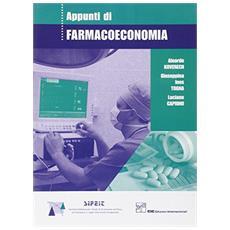 Appunti di farmacoeconomia