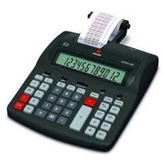 Calcolatrice Scrivente Summa 303 Nera 200 x 235 x 50 mm B8971
