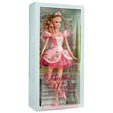 MATTEL - Barbie Collector Ballet Whishes (8/2014) BDH12