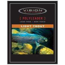 Polyleaders Light Trout Ex. Fast Sink Unica