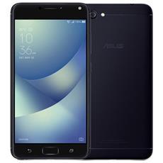 """Zenfone 4 Max Nero 32 GB 4G / LTE Dual Sim Display 5.5"""" HD Slot Micro SD Fotocamera 13 Mpx Android Italia"""