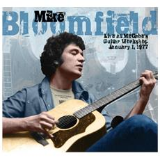 Mike Bloomfield - Live At Mccabe'S Guitar