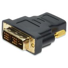 84522 DVI-D HDMI Nero cavo di interfaccia e adattatore