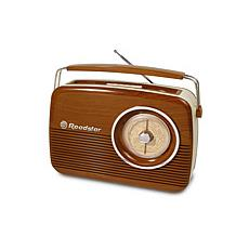 TRA-1957WD, Portatile, Analogico, FM, LW, MW, UM-2, Cablato