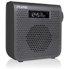 One Mini Series 3 Radio Digitale DAB / DAB+ e FM Colore Nero