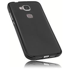 12281-HUAWEI G8 Cover Nero custodia per cellulare