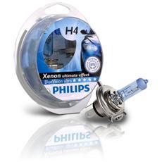 Lamp. 12v - H4 Bluevisionultra