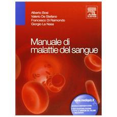 Manuale di malattie del sangue