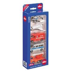 DieCast 1:64 Auto pack 5pz 6282