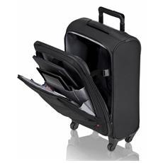 "Trolley Professional Roller da 15.6"" - Nero"