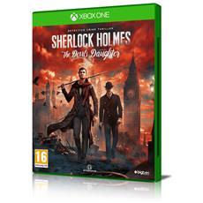 XONE - Sherlock Holmes The Devil's Daughter