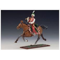 8731384 Mameluk With Sabre On Shoulder +hors Modellino