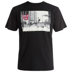 T-shirt Uomo Kalis Love Xl Nero