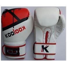 Guantoni Da Boxe Koolook Pro Line In Colore Red, Alta Qualità 10 Oz. Guantoni Da Boxe Koolook Pro Line In Colore Rosso, Alta Qualità 10 Oz. Guantoni Professionali Da Boxe - Fitboxe - Kickboxing 10