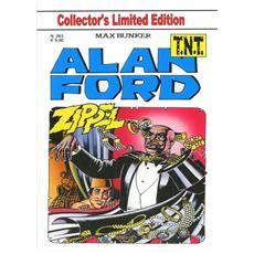 Alan Ford Tnt #263 - Zippel