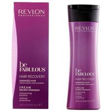 Shampoo Con Cheratina Be Fabulous Revlon