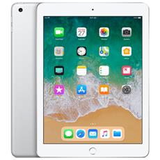 "iPad (2018) 128 GB 9.7"" Wi-Fi Argento"