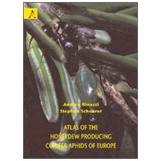 Atlas of the honeydew producing conifer aphids of Europe